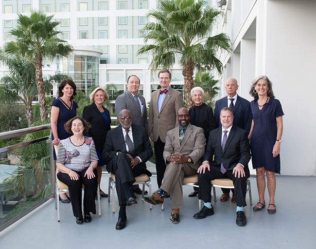 Photograph of 2019 ASWB Board of Directors