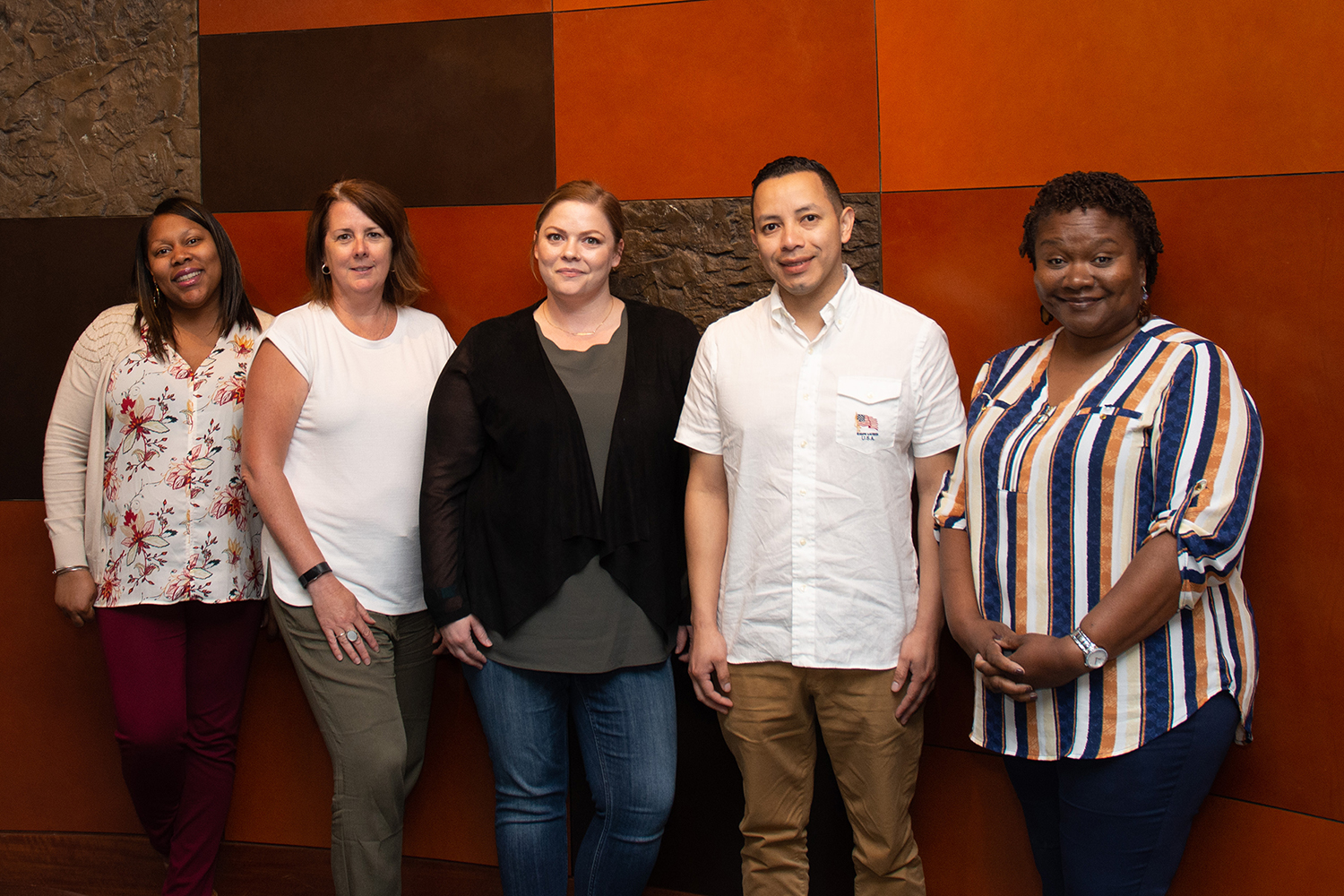 Phograph of 2019 ASWB Continuing Competence Committee