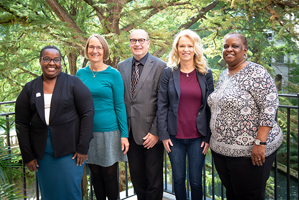 Photograph of the 2019 Nominating Committee