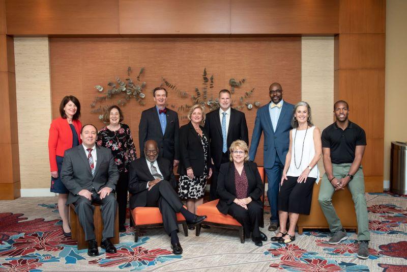 Photograph of ASWB's Board of Directors