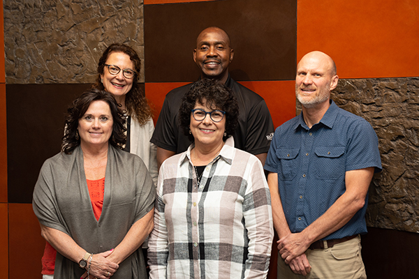 Photograph of 2019 ASWB Bylaws and Resolutions Committee